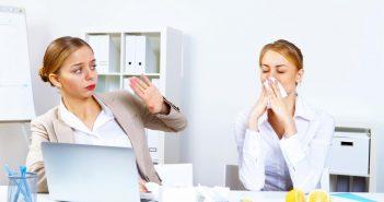Kako spriječiti zaraze u uredima i ostalim zatvorenim prostorima
