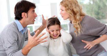 Dijete i roditeljski sukobi