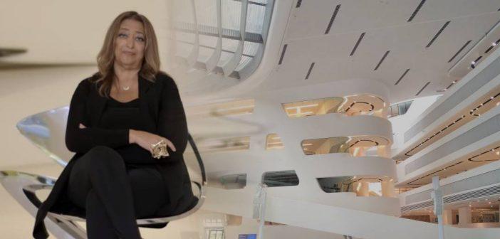 Zaha Hadid, suvremena žena, velika arhitektica