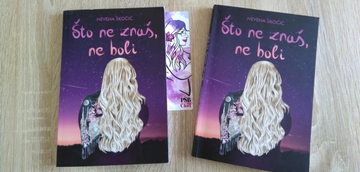 """""""Što ne znaš, ne boli"""", Nevena Skočić"""