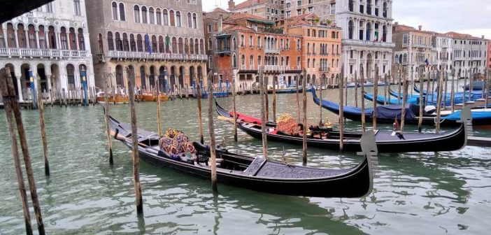 Venecija - grad vode