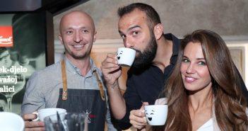 Franck u dobrom društvu obilježio Međunarodni dan kave