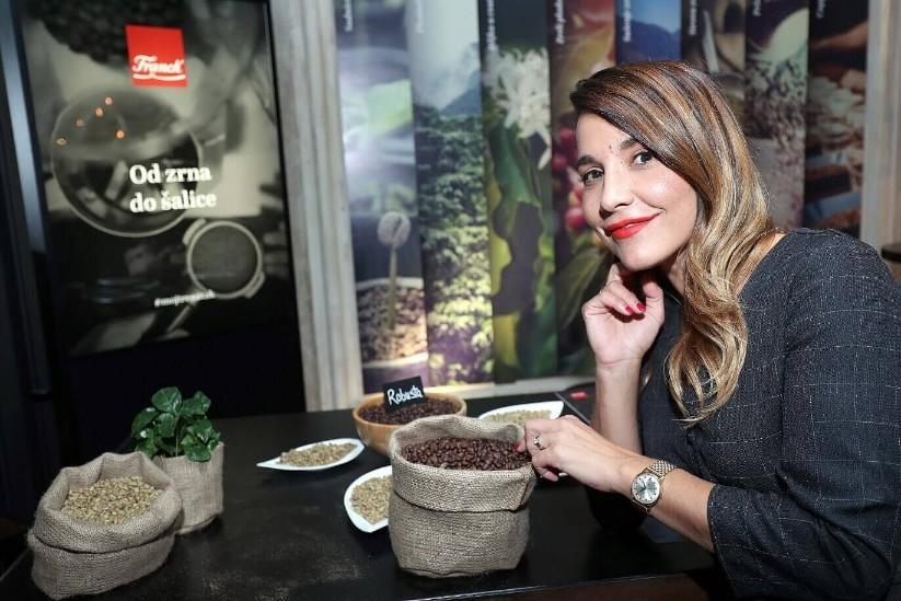 Marijana Bartinić na Međunarodnom danu kave