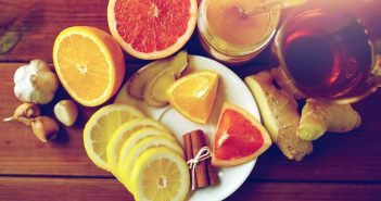 Namirnice u borbi protiv gripe i prehlade