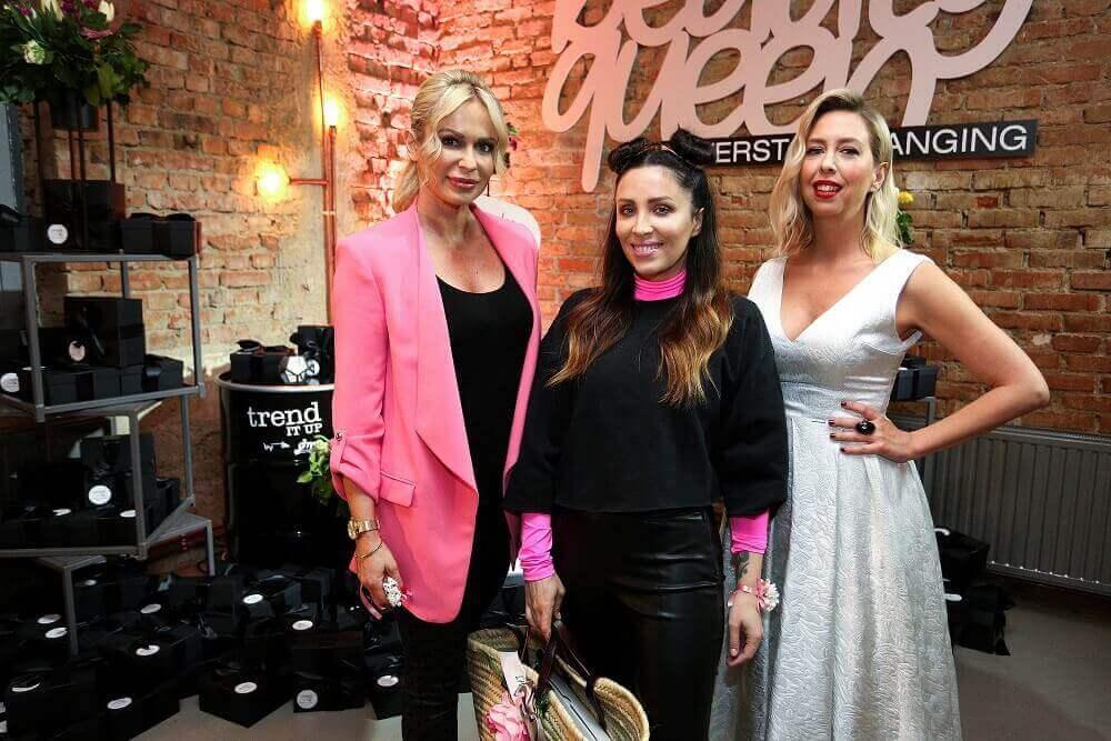 Renata Sopek, Lana Klingor Mihic i Ana Miscevic