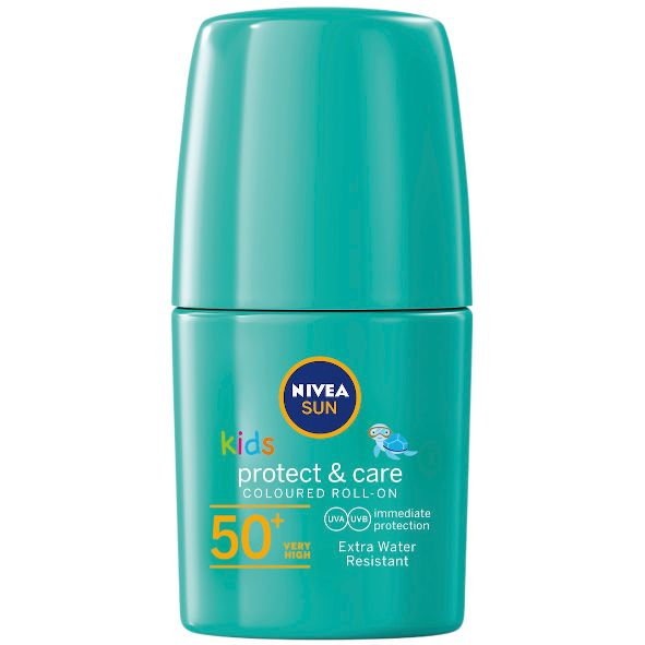 NIVEA SUN Protect & Care dječji roll-on SPF 50+_1