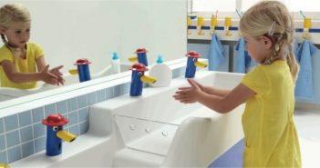 Oprema za kupaonice Geberit Bambini