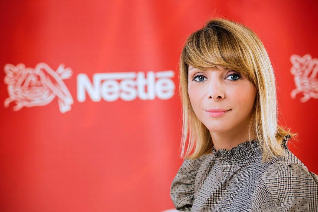 Irena Kurtanjek, Nestle