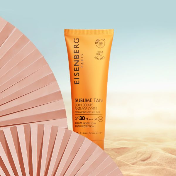 SUBLIME TAN- Anti-Ageing Body Sun Care SPF 30