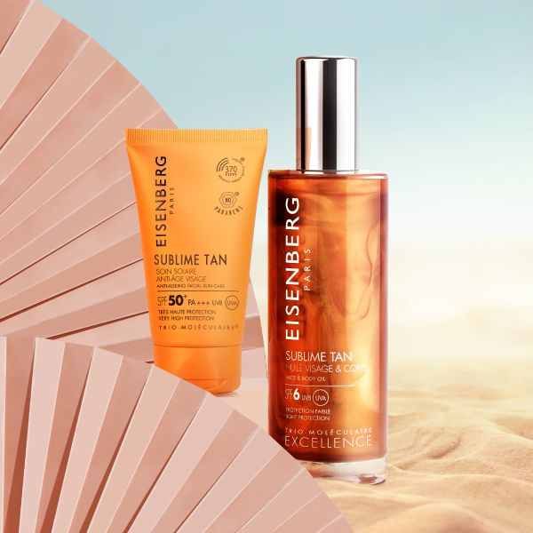 SUBLIME TAN, Face & Body Oil SPF 6