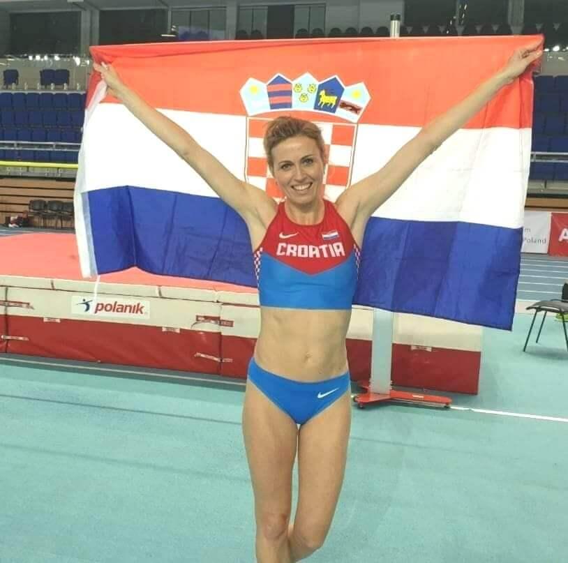 Irena Vlahinic, svjetska prvakinja
