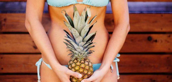 blagodati ananasa