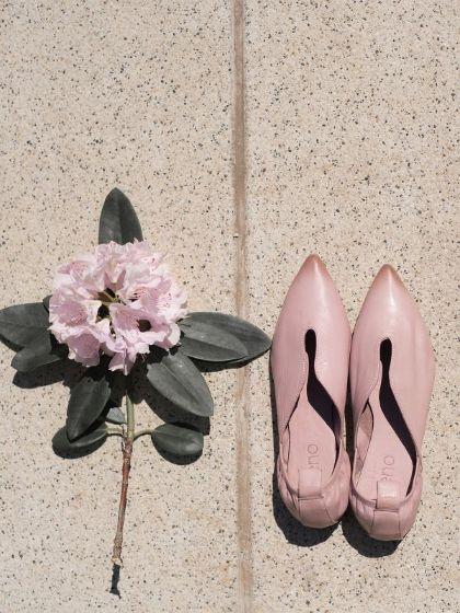 mass mokasine roze