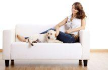 zena i pas