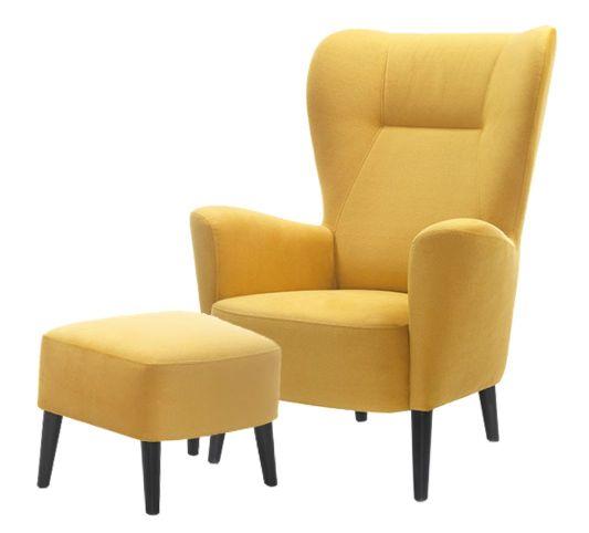 NEXTE fotelja i podnozak