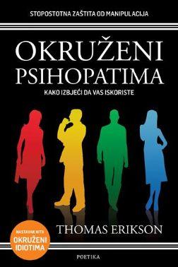 Okruzeni psihopatima, Thomas Erikson