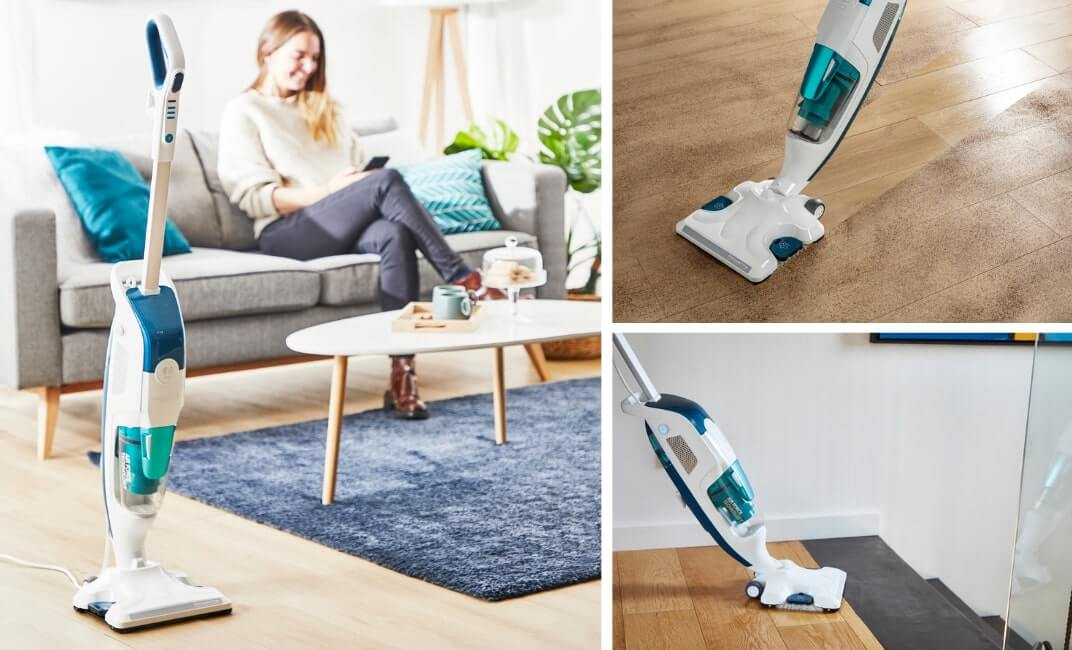 Rowenta clean & steam revolution