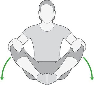 Vanjska rotacija kuka (istezanje)