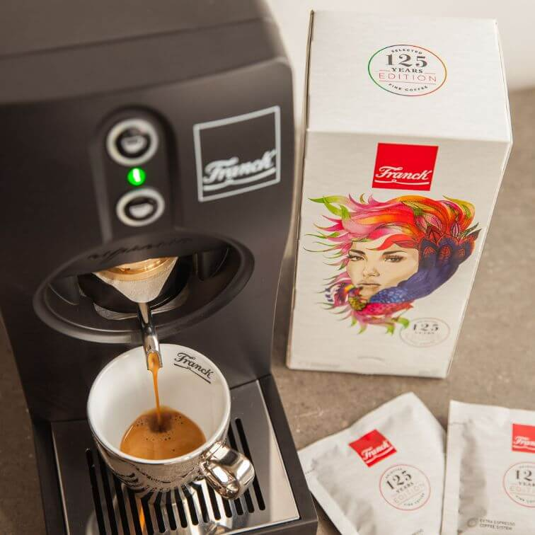Easy Serving Espresso aparat za jednostavno savrsen espresso kod kuce