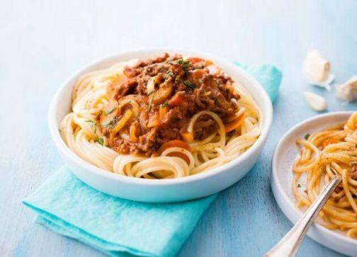 Tefal CY505E spageti bolonjez