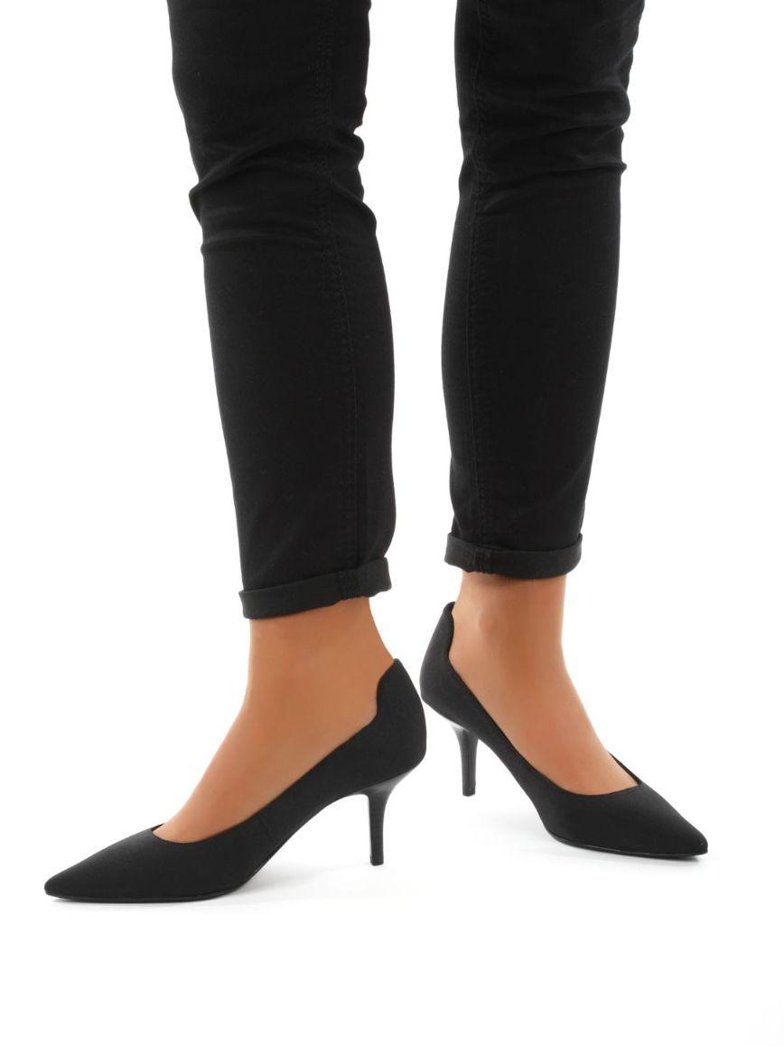 crne salonke se mogu nositi uz traperice