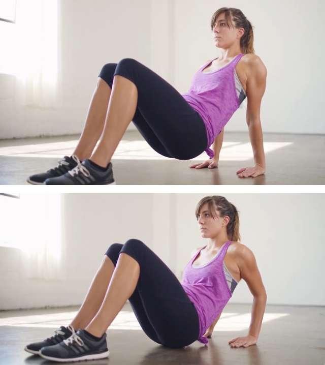 vježba za triceps
