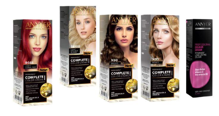najpopularnije boje za kosu