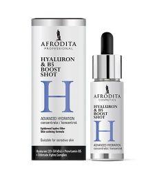 HYALURON & B5 BOOST SHOT Afrodita Professional